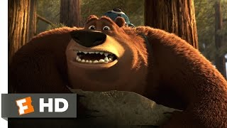 Open Season - Forest 101 Scene (4/10) | Movieclips