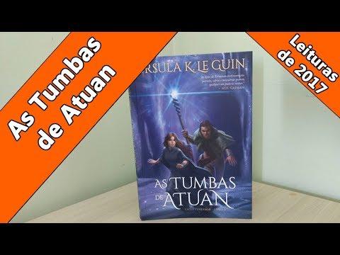 Leituras de 2017 - As Tumbas de Atuan (Ursula K. Le Guin)