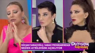 Gülşah Saraçoğlu Beyaz TV Söylemezsem Olmaz'dan Neden Ayrıldı? | Duymayan Kalmasın