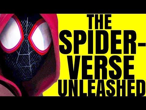 How Spider-Man: Into the Spider-Verse Could Change Everything