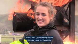 Firefighting Apprentices roles at George Best Belfast City Airport