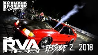 "The RVA List 2018 Episode 2 ""804"" Drag Racing Top 10 Street Car List"