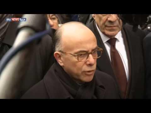 العرب اليوم - شاهد: فرنسا تنشر 100ألف شخص من قوات الأمن
