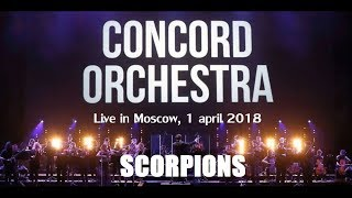 "Concord Orchestra - Scorpions ""Wind of Change"""