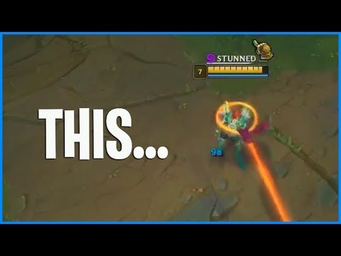 Every League of Legends Player Felt This Hitbox... Rito Please! | LoL Daily Moments Ep 534