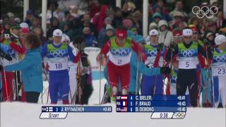 B. Demong - Nordic Combined - Large Hill, 10KM - Vancouver 2010 Winter Olympic Games