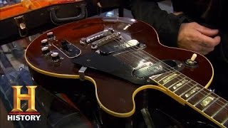 Pawn Stars: 1969 Les Paul Guitar | History