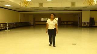 Just Like Summertime Line Dance Instructional