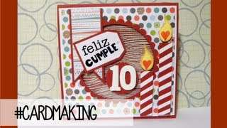 Birthday card - Feliz CUMPLE!!!
