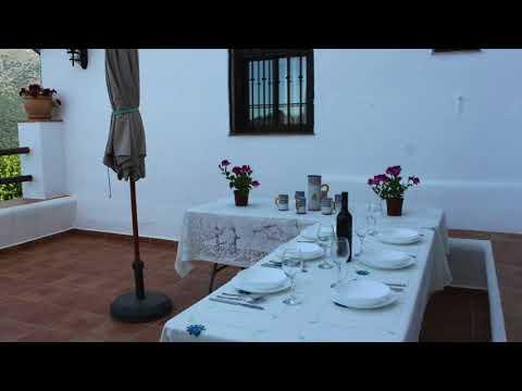 El Molino del Panadero, Jimera de Líbar (Establecimiento Singular)