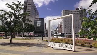 富山駅前富山県富山市