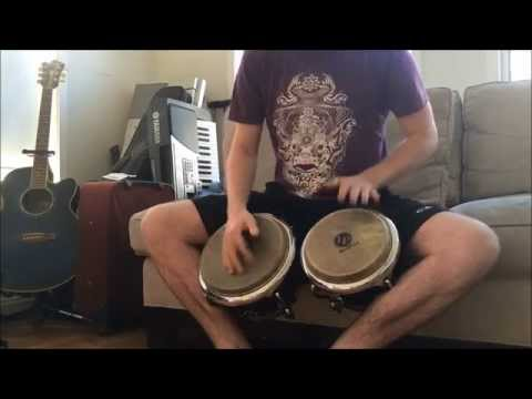 Bongo Jam (finger rolling technique)