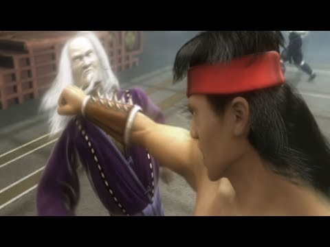 Download Mortal Kombat Shaolin Monks - Intro 【4K 60fps】 HD Mp4 3GP Video and MP3