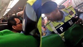 Pria Merokok di Pesawat Menuju Bali Direkam Bule, Melawan saat Ditegur