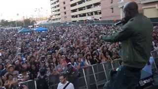 FREDDIE GIBBS - NO BOTTLES - LIVE @ FOOLS GOLD DAY OFF 2013 - 11.10.2013