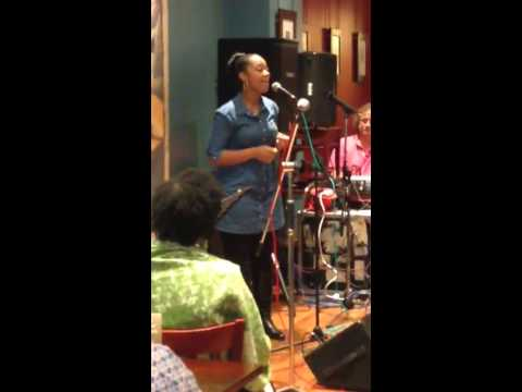 """A clip of my cover of Smokie Norful """"I Need You Now"""""""