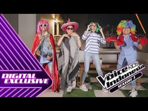 , title : 'Nyanyi Lagu Lagi Syantik Sambil Nangis? Bisa?  | PLAYTIME #5 | The Voice Kids Indonesia S3 GTV 2018'