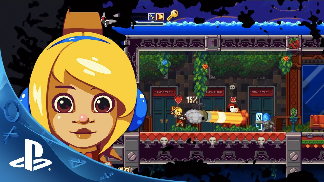 Action-platformer Iconoclasts Coming to PS4, PS Vita