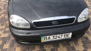 видео авто ЗАЗ Sens в кредит