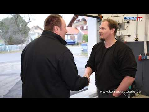 Hebebuehne Werkstattausruestung Werkstattservice Konrad TV Autoteile