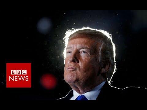 President Trump addressed Venezuelan Americans in southern Florida - BBC News