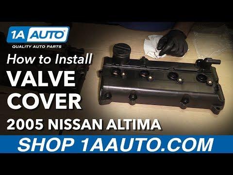 How To Fix Oil Leak & Cylinder Misfire - Valve Cover Gasket