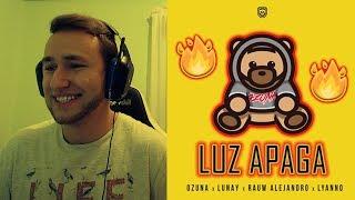 (REACCIÓN) Ozuna - Luz Apaga feat. Lunay, Rauw Alejandro & Lyanno (Video Oficial)