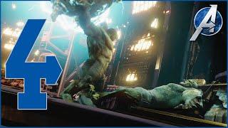 The Hulk vs Abomination BOSS Fight! Who Wins? (Marvels Avengers Ep.4)