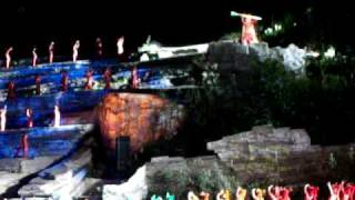 preview picture of video '1007張家界 天門山 天門狐仙MV02 新劉海砍樵 峽谷音樂劇 中國旅遊 {湖南}'