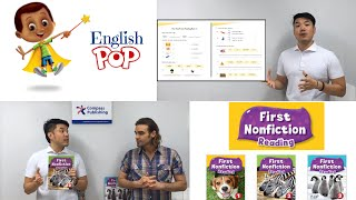 English Pop Episode 9: First Nonfiction Reading