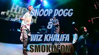 Snoop Dogg & Wiz Khalifa - Smokin On (Official Music Video)