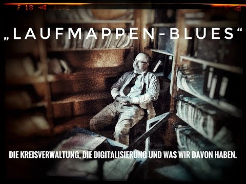 Laufmappen-Blues – Das Video