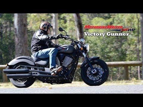 Motorbikewriter: Victory Gunner