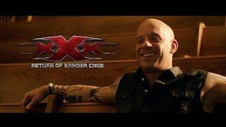 XXx  IL RITORNO DI XANDER CAGE Con Vin Diesel  Trailer Italiano Ufficiale
