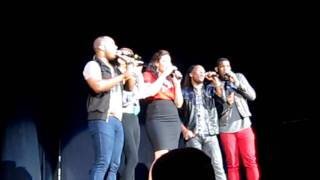 Jordin Sparks - Jingle Ball - I'll be home for Christmas - acapella