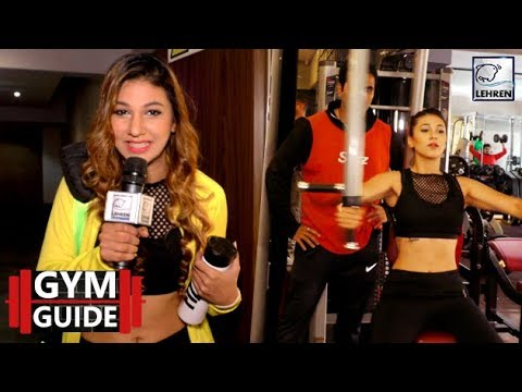 GYM Guide With Jasleen Matharu: Special Fitness Segment | Exclusive