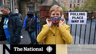Scottish independence back on the table in latest election