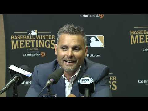 MLB WINTER MEETINGS PRESS CONFERENCE: Tampa Bay Rays manager Kevin Cash 12/10/2018