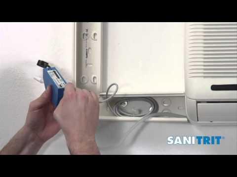 Pompa per acqua di condensa | Come si installa