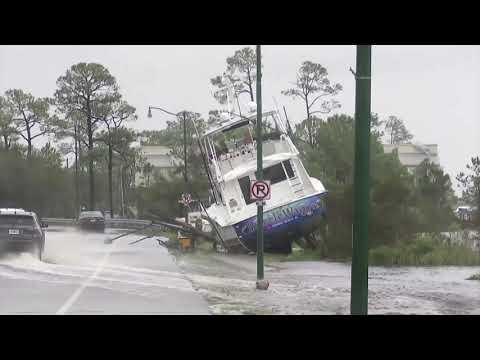 'Moon wobble' could cause flood surge, NASA says