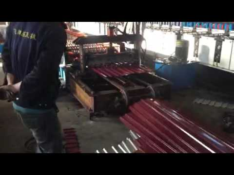 Heavy Duty Door Roll Forming Machine