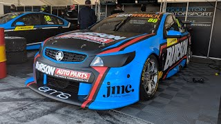 At The Races! Supercars @ Symmons Plains