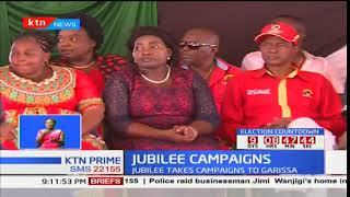 President Uhuru Kenyatta dismisses any calls for talks with NASA flag bearer Raila Odinga