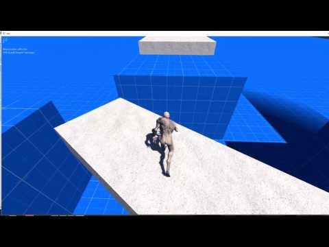 Leadwerks third person camerajump  (YouGroove ex)