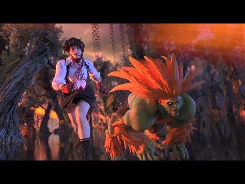 Street Fighter V: Arcade Edition - Abertura Cinematográfica (1080p60, Legendado em Português)
