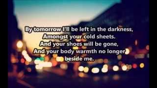 Daughter   Tomorrow (Lyrics On Screen)