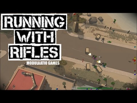 Gameplay de Running With Rifles