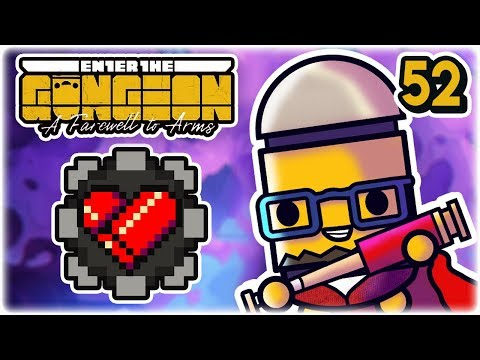 Cog of Love | Part 52 | Let's Play: Enter the Gungeon: Farewell to Arms | PC Gameplay