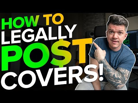 , title : 'How To Legally Post Cover Songs To YouTube   Get Paid!
