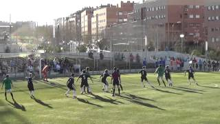 preview picture of video 'Alcobendas-Levitt C.F - Real Madrid C.F., 0-1. (28-3-2015)'